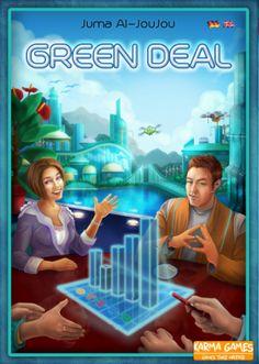 Green Deal   Image   BoardGameGeek