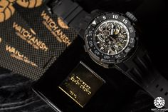 RM025 – The Ultimate Diver's Tourbillon Chronograph