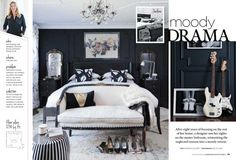 Christine Dovey master bedroom room Makeovers 2014 style at home