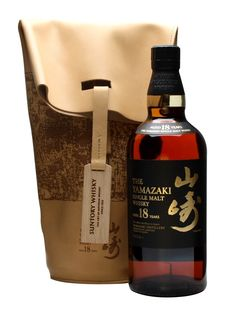 SUNTORY YAMAZAKI 18 YEAR OLD Bill Amberg Bag, Japan