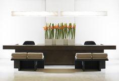 Reception lobby, The Hempel | London