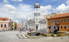 Roteiro de 48 horas em Curitiba, com museus, parques e restaurantes