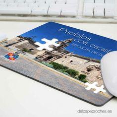 Alfombrilla de ratón con fotografía de Hinojosa del Duque (Córdoba) #ValleDeLosPedroches   http://delospedroches.es/es/alfombrillas/231-alfombrilla-poliester-rectangular-hinojosa-del-duque-al-10.html