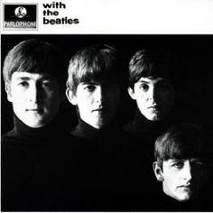 The Beatles - With The Beatles.  Mais um clichê, de 1963. Tenho em Vinil, edição brasileira, e CD Remasterizado Stereo.