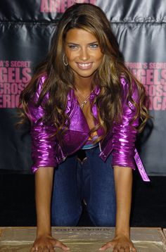 Pin for Later: These Are Adriana Lima's Sexiest Victoria's Secret Moments 2004