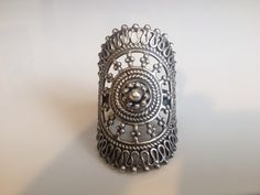 Sterling silver Ring/Vintage/Ethnic handmade ring Ring-Vintage Style-Ethnic Hippy Gypsy-Ring-Bali Indonesia-jewellery shop NJR13765 by NajibJewellers on Etsy https://www.etsy.com/listing/201662131/sterling-silver-ringvintageethnic