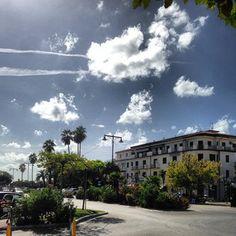 Piazza Francesco Betti - Marina di Massa #marinadimassa