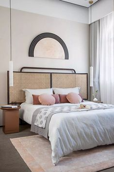 35 Modern Cozy Bedrooms To Not Miss - Home Decoration Experts Classic Home Decor, European Home Decor, Indian Home Decor, Easy Home Decor, Home Decor Trends, Cheap Home Decor, Home Decor Inspiration, Decor Ideas, New Interior Design
