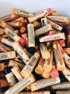 Burt's bees  chapstick ftw 🤩