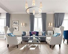 Интерьеры в стиле неоклассика, дизайн и интерьер квартир на фото неоклассика