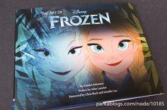 Book Review: The Art of Frozen   Parka Blogs