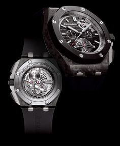 """Audemars Piguet Royal Oak Offshore Selfwinding Tourbillon Chronograph """