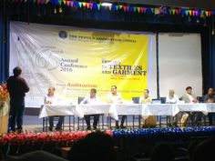 65th Annual conference (textile and garments)