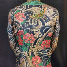 a9c2f90244b04 16 Bold Japanese Tattoos By Miyazo Full Back Tattoos