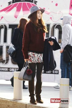 Choi Sooyoung - Airport Fashion