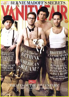 Jason Seigle, Seth Rogan, Jonah Hill & Paul Rudd ... my all time funny favorites! There is nothing more attractive than a man that can make a woman laugh!