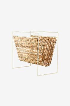 DRAKE tidningsställ Decor, Home Diy, Storage, Cabinet, Furniture, Picnic Basket, Home Decor, Rack, Basket