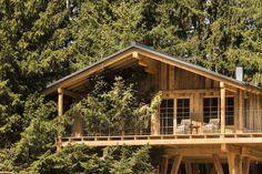 #San Luis, la #vacanza tra natura e lusso in #Alto Adige Il #Private Retreat Hotel&Lodges …in #relax sugli alberi #luxuryresort #spa #merano