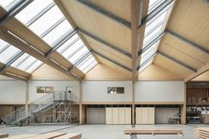 Gallery of Vitsœ HQ and production building / Vitsœ and Martin Francis - 3