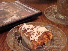 Downton Abbey and Apricot Scones Recipe