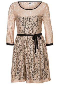Robes Vero Moda VMLUI - Robe d'été - rose rose