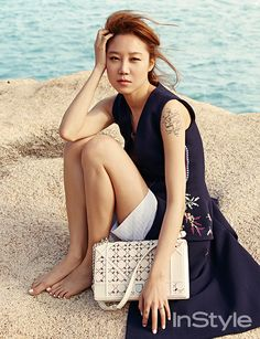 More Of Gong Hyo Jin In Vietnam For InStyle Korea's March 2015 Edition | Couch Kimchi