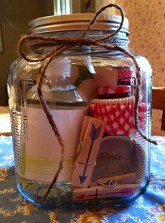 Housewarming in a Jar