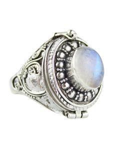 Harvest Moon Poison Box Ring $54.86 http://www.shopdixi.com/products/harvest-moon-poison-box-ring