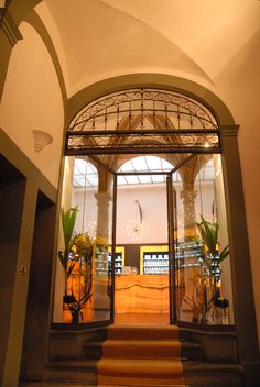 Olfattorio Bar à Parfums, via de' Tornabuoni n. 6 a Firenze #baraparfumsfirenze