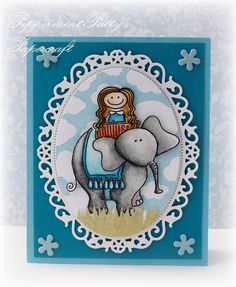 Peppermint Patty's Papercraft: WaltzingMouse Blog Party!
