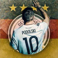 Lukas Podolski Die Mannschaft