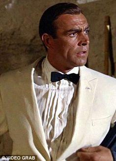 Film: Goldfinger (1964) starring Sean Connery as James Bond