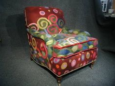 Festive Fibers: Photo Gallery: Chairs