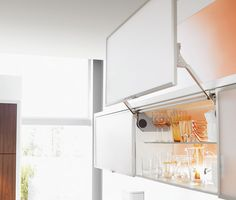 Blum Avento lift door