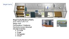 Shipping Container Homes By Pfnc Global Communities