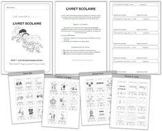 Livret scolaire - Cycle 1 ~ OrphéecoleCycle 1 ~ Orphéecole