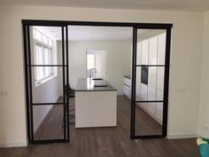 FB_IMG_1561744925655 Home Reno, Divider, Modern, Metal Doors, Furniture, Black Metal, Design, Decor, Van