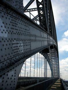 bayonne bridge arch