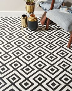 Meet our stunning New Orleans Desire Vinyl as featured in Beautiful Homes Magazine Updating your bathrooms with trending designs 🙌 🌟 Perfect for bathroom or kitchen projects 🌟 R10 Slip-Resistance 🌟 Amazing 5 year wear warranty 🛒 Order your Free Samples today #Vinyl #VinylFlooring #BathroomFlooring #Bathroom #Flooring #FlooringTrends #Interior #InteriorDesign #Home #Decor #HomeDecor #HomeInteriors #FlooringSuperstore #HomeTrends #Decorating #Renovation #HomeProject #HomeTransformation Bathroom Flooring, Vinyl Flooring, Black And White Tiles, Home Trends, House And Home Magazine, Home Projects, New Orleans, Design Trends, Beautiful Homes