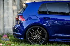 The Hottest of Hatches // 2016 Lapiz Blue Golf R – Advanced Automotive Accessories Caballero Andante, Golf R Mk7, Volkswagen Golf R, Honda Civic Si, Mitsubishi Lancer Evolution, Nissan 350z, Nissan Skyline, Subaru Impreza, Toyota Corolla