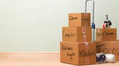 This Handy Checklist Will Help Your Move To A New Home Go More Smoothly! -Realtor.com #HomeBuyerTips