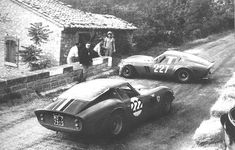 1965 Mont Ventoux 250 GTO Annie Soisbault marquise de Montaigu