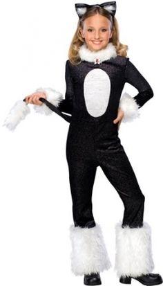 Really cute cat costume ideas!