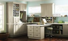 organize craft room | organized here is a collection of craft rooms that i absolutely love ...