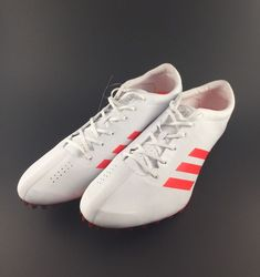 new product 80f12 72d4a Adidas Adizero Prime SP Mens Sprint Track Shoe Size 12 With Spikes (BB4117)