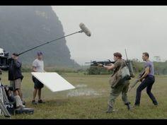 Kong: Skull Island FILMING IN VIETNAM with Tom Hiddleston