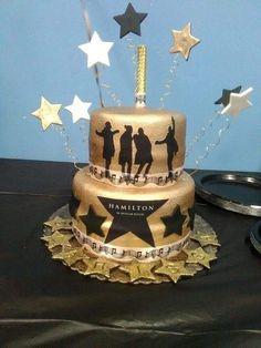 I want my birthday cake like that Alexander Hamilton, Hamilton Cakes, Birthday Parties, 11th Birthday, Birthday Cakes, Birthday Ideas, Hamilton Lin Manuel, Hamilton Fanart, Hamilton Musical