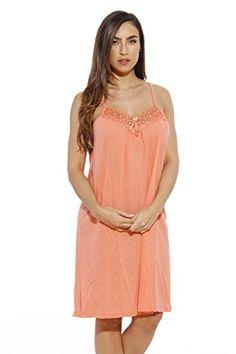1f541f785b 1524CS Coral Dreamcrest Nightgown Womans Pajamas Women Sleepwear. Lingerie  4 Everyone