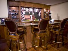 Browse Pictures Of Home Bar Ideas At HGTV Remodels For Inspiration On Your  Basement, Bonus