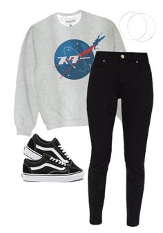 """""""#309"""" by mintgreenb on Polyvore featuring Ted Baker and Vans"""